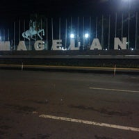 Photo taken at Alun - Alun Kota Magelang by Heru Y. on 6/6/2013