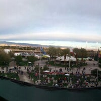 Photo taken at Indian Wells Tennis Garden by Christopher P. on 3/9/2013