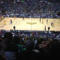 Photo taken at Allen County War Memorial Coliseum | Arena, Expo Center & Conference Center by Adam on 3/2/2013