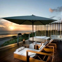 Photo taken at Anantara Seminyak Bali Resort & Spa by Hendry I. on 1/10/2013