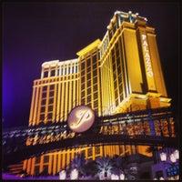 Photo taken at The Palazzo Resort Hotel & Casino by Joe on 7/27/2013
