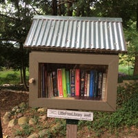 Photo taken at Balsam Circle Little Free Library, Spider Lake by Steven H. on 8/10/2016