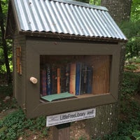 Photo taken at Balsam Circle Little Free Library, Spider Lake by Steven H. on 7/11/2016