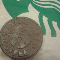 Photo taken at Starbucks by Marcela F. on 2/27/2013