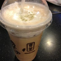 Photo taken at Gong Cha (貢茶) by Kako.🍒 on 1/24/2013
