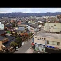 Photo taken at ホテルルートイン七尾駅東 by Daichi K. on 12/2/2012