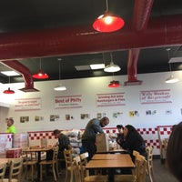Photo taken at Five Guys by Nadia R. on 11/11/2016