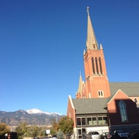 Photo taken at St. Mary Cathedral by Thomas S. on 10/14/2012