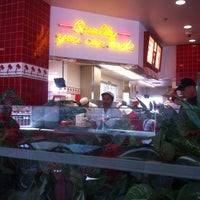 Photo taken at In-N-Out Burger by Brian on 2/23/2013