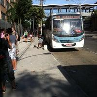 Photo taken at Linha 613 - Del Castilho / Rio Centro by Thiago S. on 9/21/2013