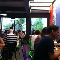 Photo taken at Market Ipanema Café e Restaurante by Esje234 on 2/17/2013