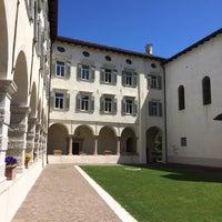 Photo taken at Fondazione Edmund Mach by Marco G. on 5/20/2016
