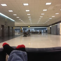 Photo taken at Terminal B by Annabel on 5/13/2013