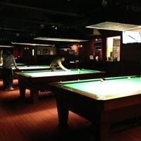 Photo taken at Society Billiards + Bar by Angela H. on 2/17/2013