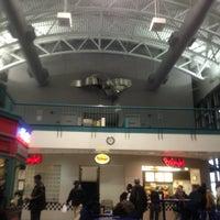 Photo taken at Charlotte Transportation Center (CTC) - Bus Terminal by Jibreel R. on 1/11/2013