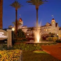 Photo taken at Hotel del Coronado by Hotel del Coronado on 6/23/2014