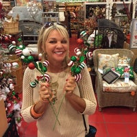 Photo taken at Pier 1 Imports by Ronnie K. on 11/22/2014