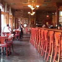 Photo taken at Florentine Cafe by Regina O. on 5/24/2013