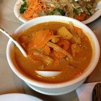Photo taken at Benja Thai & Sushi by Nikki T. on 7/12/2013