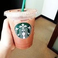 Photo taken at Starbucks by hwang y. on 6/30/2014