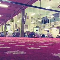 Photo taken at Masjid Al-Ridhuan by Mohd Afzal M. on 11/2/2012