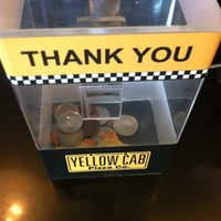 Photo taken at Yellow Cab Pizza Co. by Harold C. on 11/26/2012