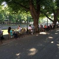 Photo taken at CaféArt by Pavel V. on 7/26/2014