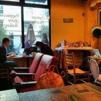 Photo taken at Cafe Murano by Tatsuhiko M. on 12/10/2012