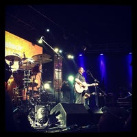 Photo taken at Vicar Street by Colin S. on 3/7/2013