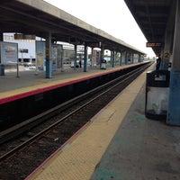 Photo taken at LIRR - Hicksville Station by Juliana on 7/6/2013