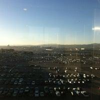 Photo taken at SFO Long Term Parking by Joe M. on 11/5/2012