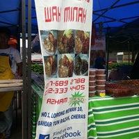Photo taken at Bazaar Ramadhan Bandar Sri Permaisuri (بازار رمضان بندر سري ڤرماءيسوري) by Yosh L. on 7/15/2013