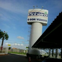 Photo taken at Supermercado Pinheiro - Padaria by Juarez Viana R. on 4/7/2013