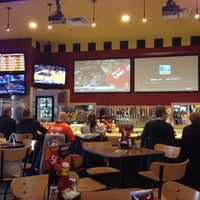 Photo taken at Buffalo Wild Wings by Jamison S. on 1/19/2014