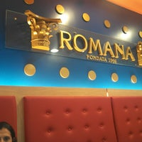 Photo taken at Confeitaria Romana by Roberto D. on 7/31/2013