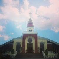 Photo taken at Santuario de San Vicente de Paul by Ron M. on 3/29/2013