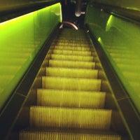 Photo taken at Hudson Hotel by Señor K. on 9/21/2012