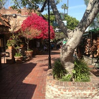 Photo taken at Olvera Street by Natalia G. on 4/11/2013