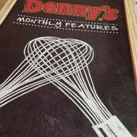 Photo taken at Denny's by George L. on 6/28/2014