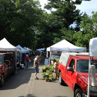 Photo taken at Seacoast Farmers Market - Exeter by Brandon S. on 7/18/2013