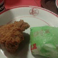Photo taken at KFC by Oki S. on 10/26/2011
