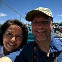 Photo taken at Jenny Lake Boating by Randy on 6/21/2016