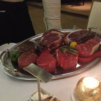 Photo taken at Chicago Prime Steakhouse by R . on 12/12/2012