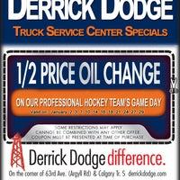 Photo taken at Derrick Dodge by Derrick Dodge on 1/8/2014
