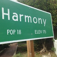 Photo taken at Harmony, CA by Erika G. on 7/17/2014