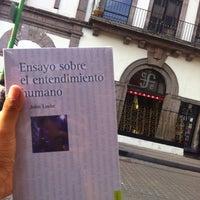 Photo taken at Librería Del Fondo De Cultura Economica by Osiris on 5/2/2013