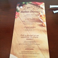 Photo taken at Olive Garden by Andy on 7/10/2013