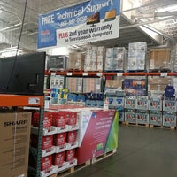 Photo taken at Costco Wholesale by Olga on 4/25/2013