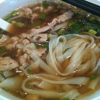 Photo taken at Pho Asia by Della M. on 3/23/2013