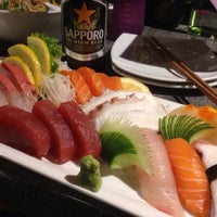 Photo taken at O-Sushi by Alan on 9/21/2014